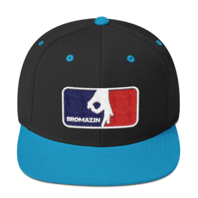 MAJOR LEAGUE BROMAZIN Snapback Hat