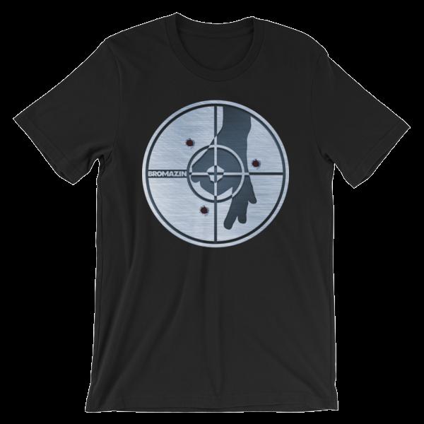 PUBLIC ENEMY BROTHER ONE BROTALLIC Short-Sleeve Unisex T-Shirt - Multiple Colors