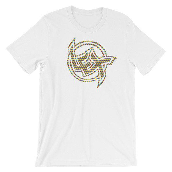 LEX CUBES Short-Sleeve Unisex T-Shirt - Multiple Colors