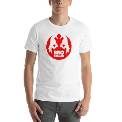 BROMAZIN REBRO Short-Sleeve Unisex T-Shirt - Multiple Colors