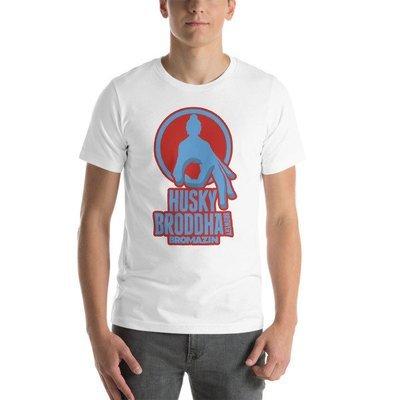 BROMAZIN HUSKY BRODDHA Short-Sleeve Unisex T-Shirt - Multiple Colors