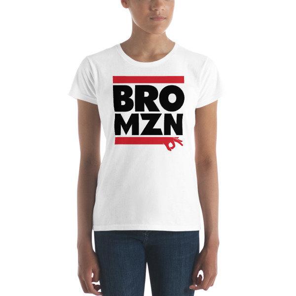 BRO-DMC BRO-MZN - BROMAZIN Women's short sleeve t-shirt