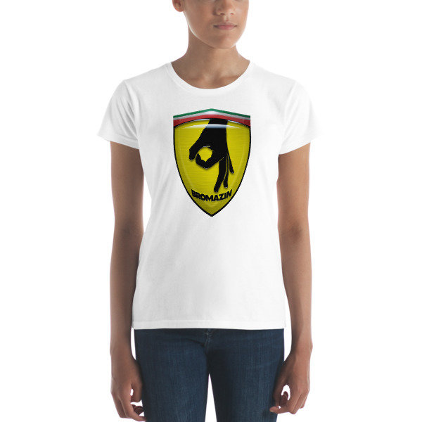 BROMAZIN BRORRARI Women's short sleeve t-shirt - Multiple Colors