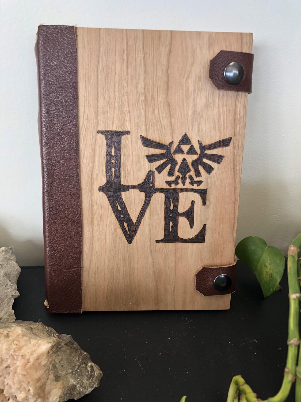 Zelda Love Journal