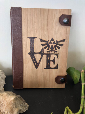 Zelda Love Journal