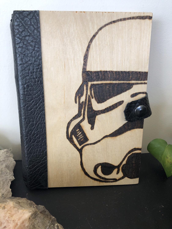 Storm Trooper Journal