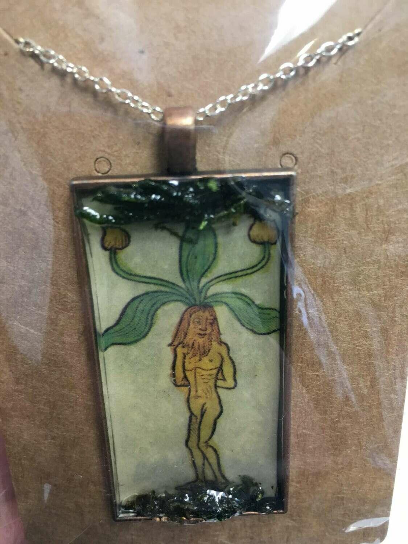 Mandrake Pendant