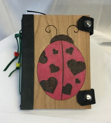 Lady Bug Journal