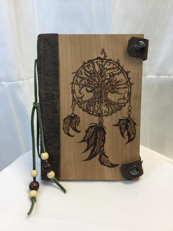 Tree of Life Dreamcatcher Journal