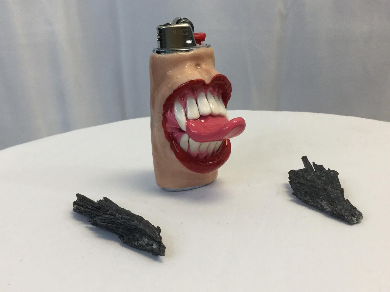 Vampy Lighter Case