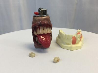 Tonguey Lighter Case