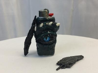 Night Dragon Lighter Case