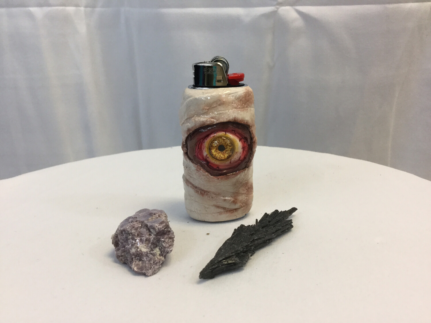 Mummy Lighter Case