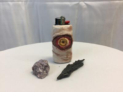 Mummy Lighter Case