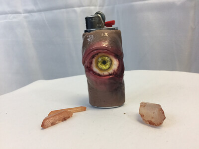 Almost Human Lighter Case