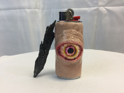 Pink E Lighter Case