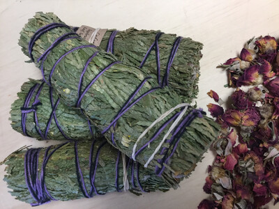 Cedar Blend - Lavender Rose