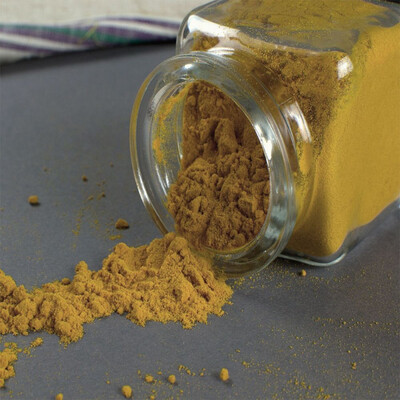 Sandalwood Powder - Yellow