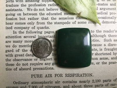 Green Aventurine Cabochon