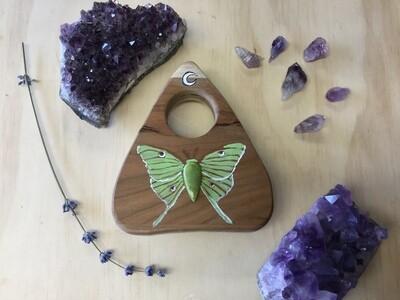 Jeweled Luna Planchette