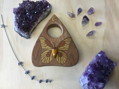 Jeweled Butterfly Planchette