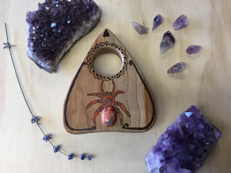 Jeweled Spider Planchette