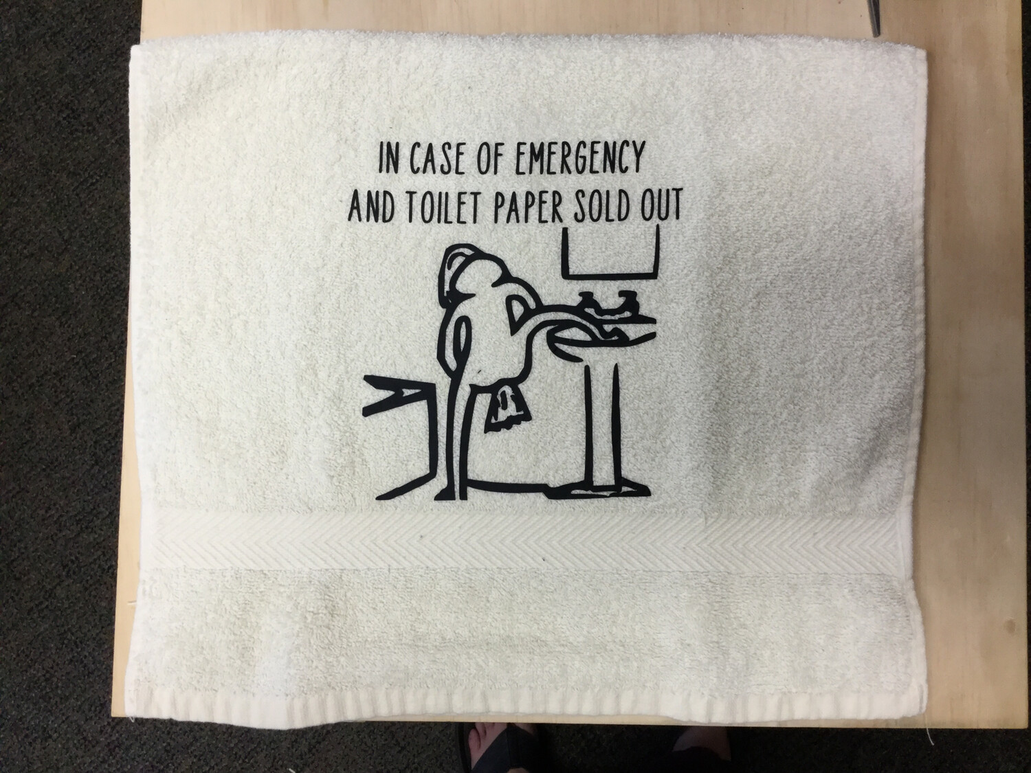 Emergency Towel