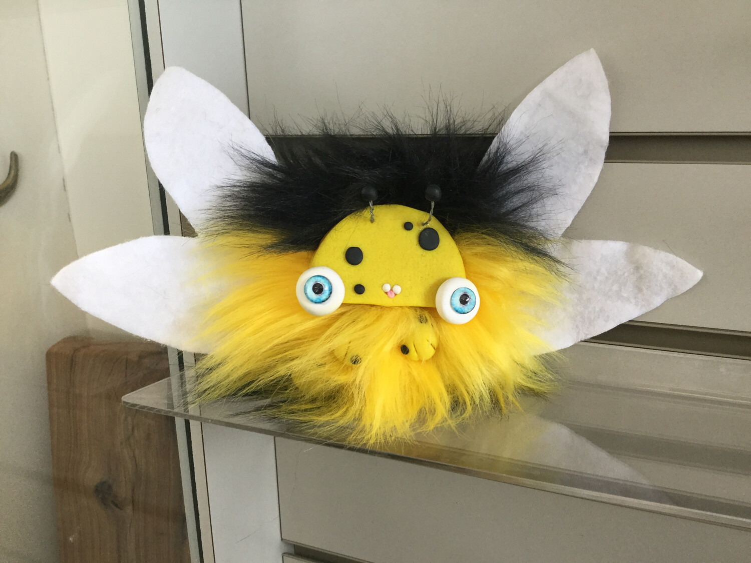 Bumble The Bee Monster
