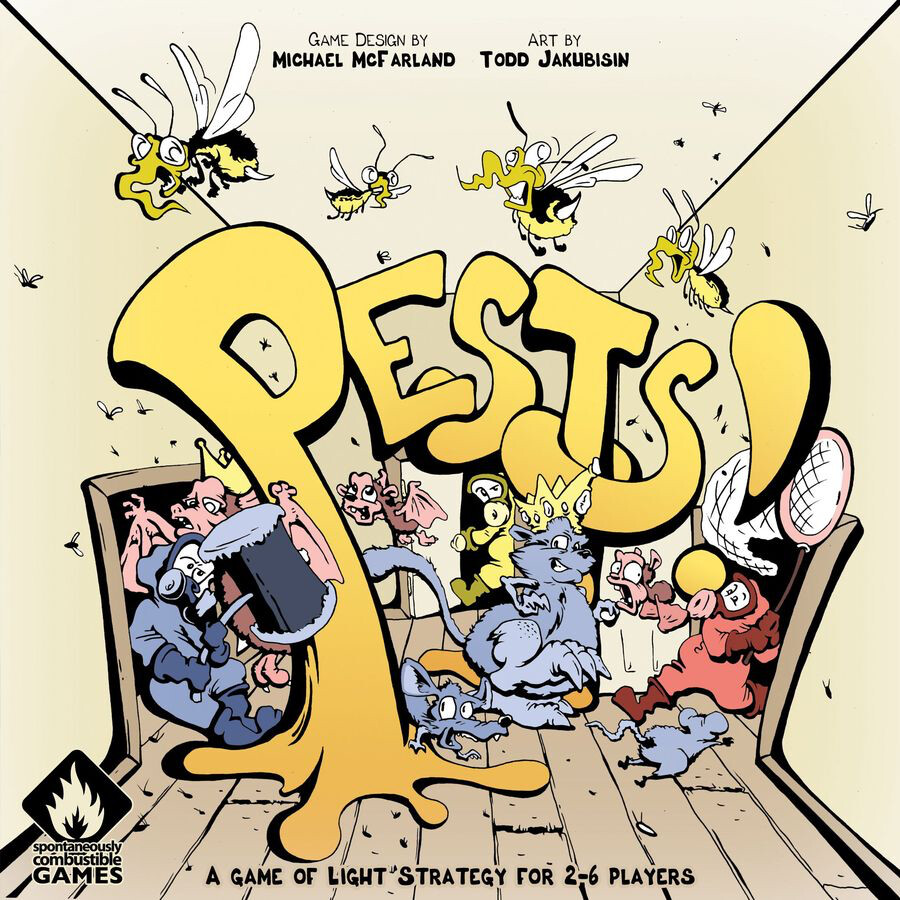 Pests! by Spontaneously Combustible Games