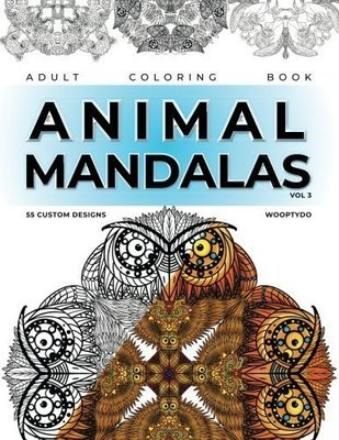 Animal Mandalas