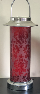 Funeral Home Red Lantern