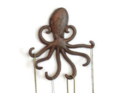Octopus Jewelry Hanger