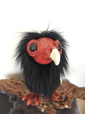 Vulture Doll