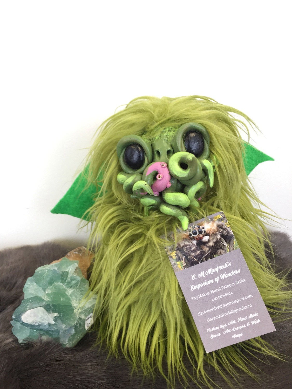 Cthulhu Monster Doll