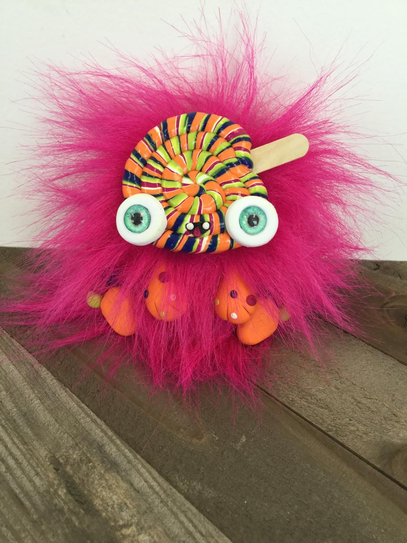 Lolly the Lollipop Monster