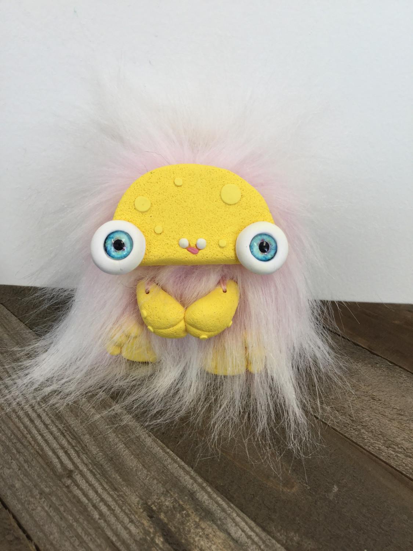 Tart the Pink Lemonade Monster