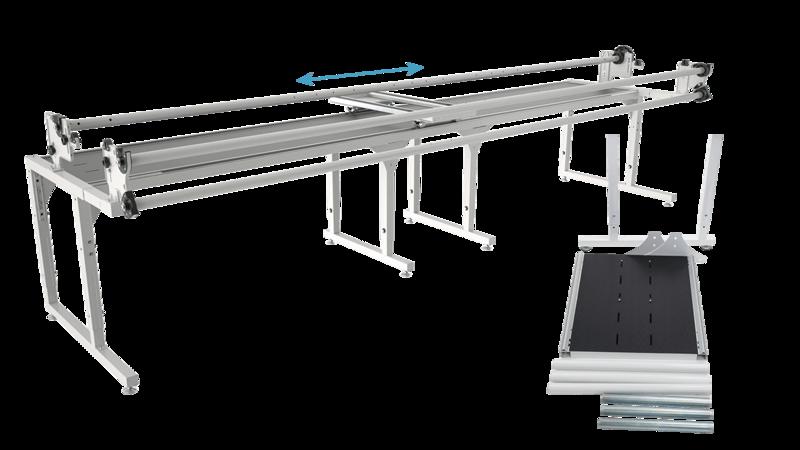 Continum Frame, 2' Extension