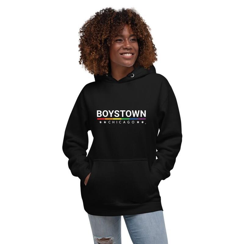 Boystown Unisex Hoodie