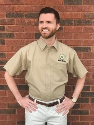 TP-C short sleeve button down