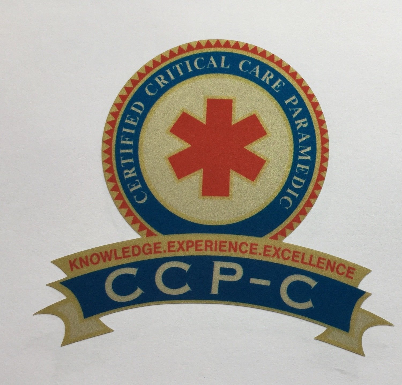 CCP-C Reflective Decal