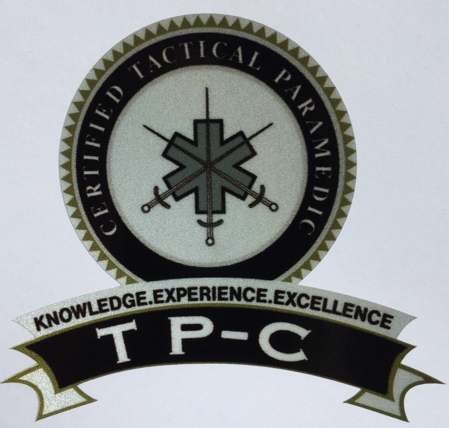 TP-C Reflective Decal