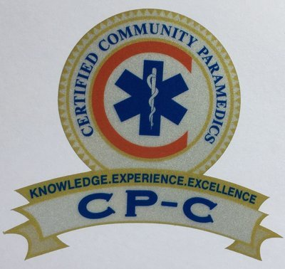 CP-C Reflective Decal