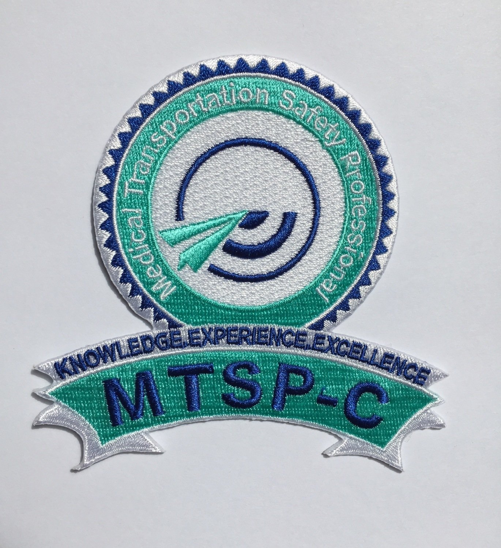 Medical Transportation Safety Professional Patch