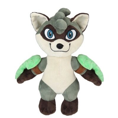 Rivals of Aether Maypul plush + Pin and Golden Skin Code