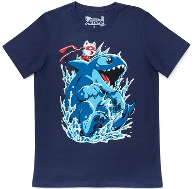 Rivals of Aether Orcane and Catnip Shirt