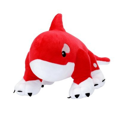 Rivals of Aether Berry Blast Orcane Plush + Pin