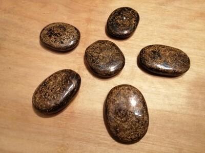 Bronzite plate