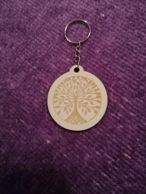 Porte-clef arbre