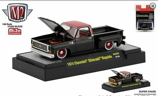 M2 Silverado Exclusive Black and Red Silverado