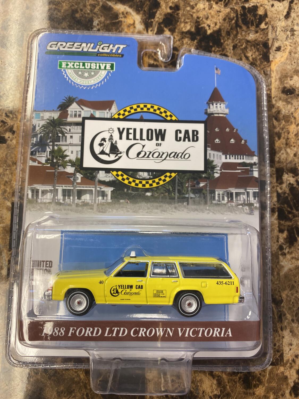 Greenlight-1988 Ford LTD Crown Victoria